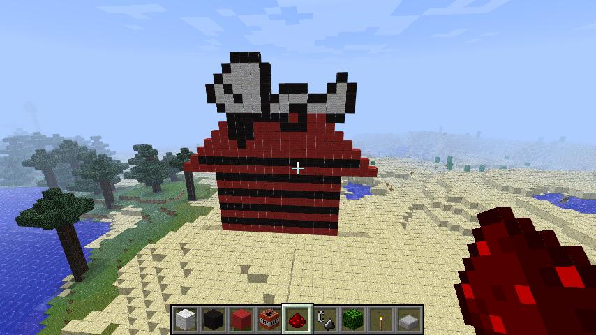 Minecraft How Build A Titanic