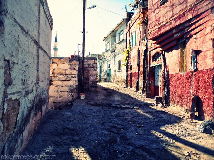 Eskiden Sokaklar.. by mxdonence
