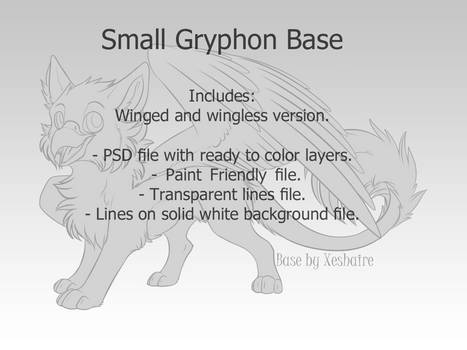 Small Gryphon Base V2