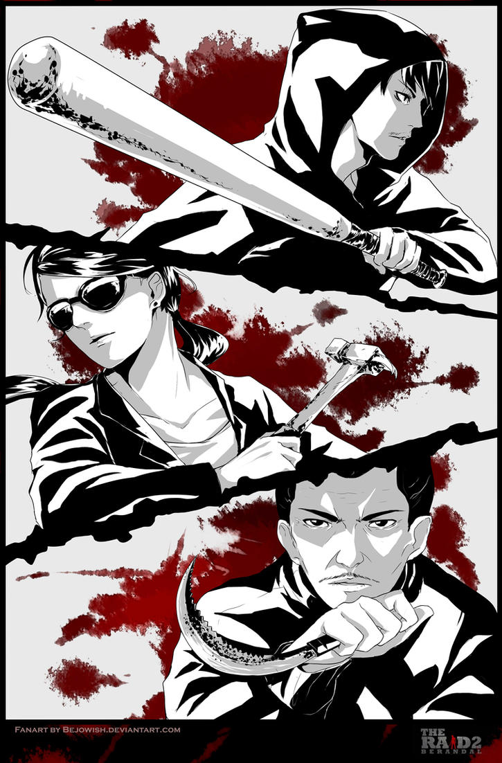 The Raid 2: Bejo's Squad by Bejowish