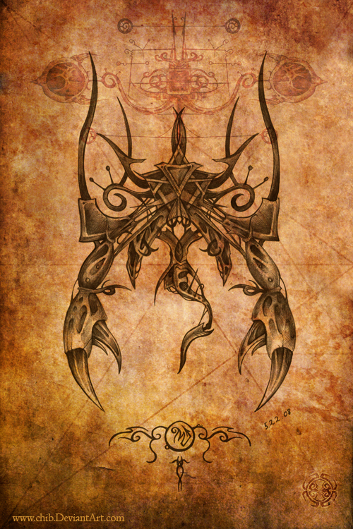 Scorpio by chib on DeviantArt