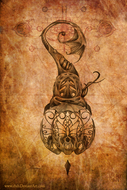 Zodiac - Pisces by chib