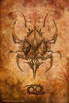 Zodiac - Cancer by chib