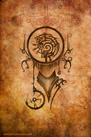 Zodiac - Virgo by chib