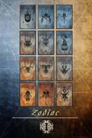 Zodiac XII - V by chib