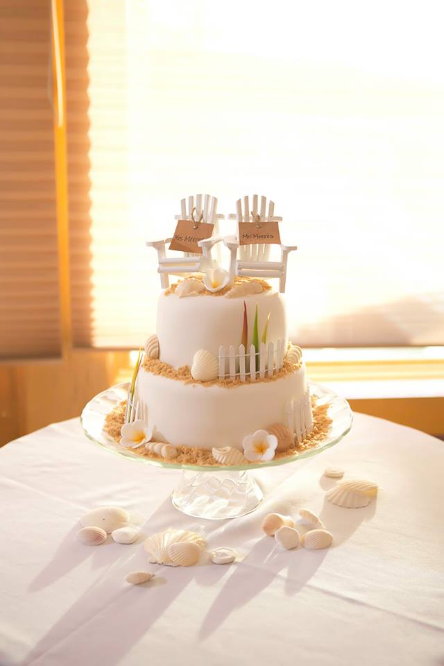 pictures of beach wedding cakes wedding cake by cake4thought on deviantart 18387
