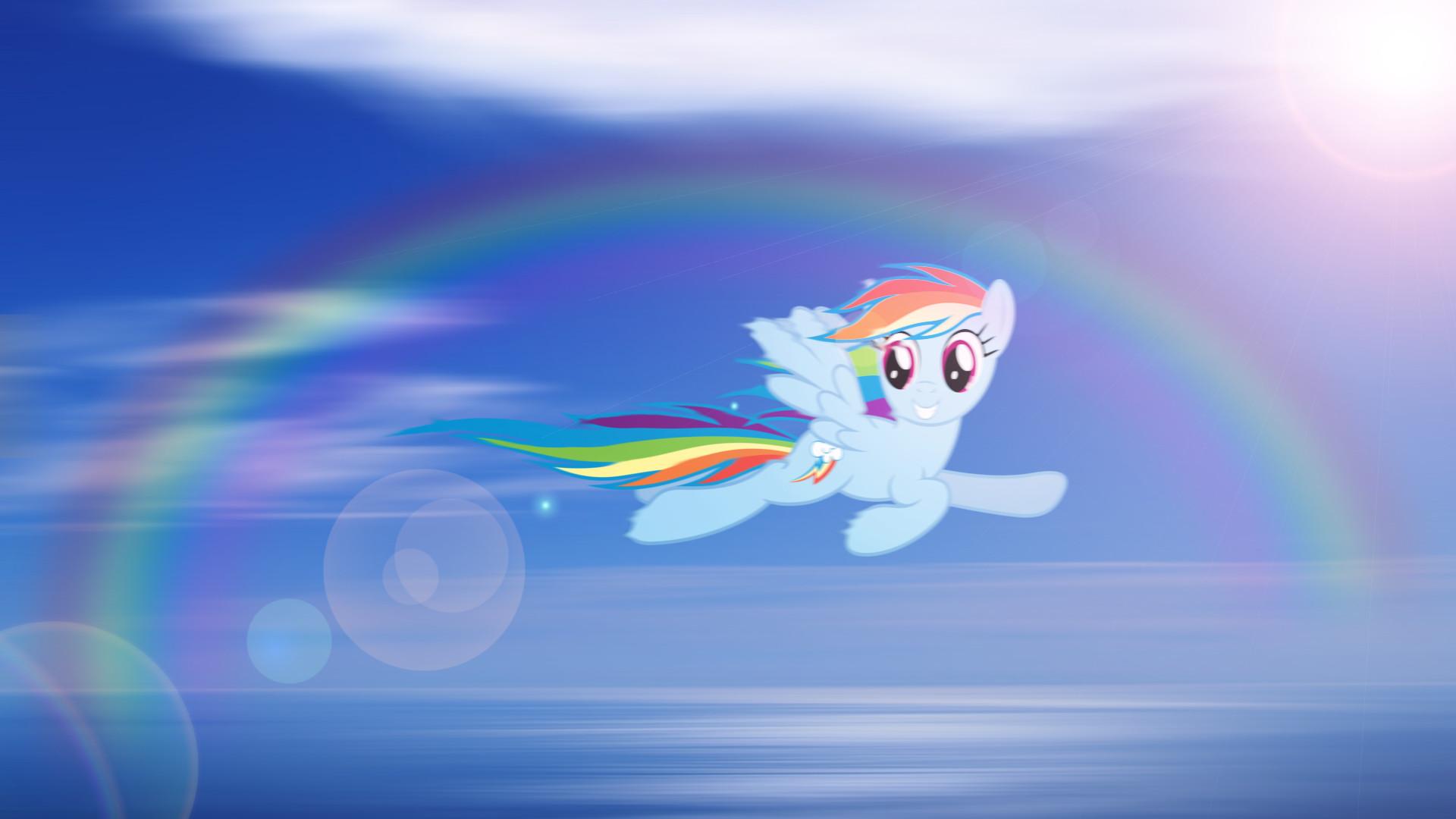 Rainbow Dash HD Wallpaper by TheArsonistMonkey on DeviantArt
