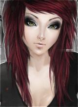 IMVU: Myn by loveDRAIN
