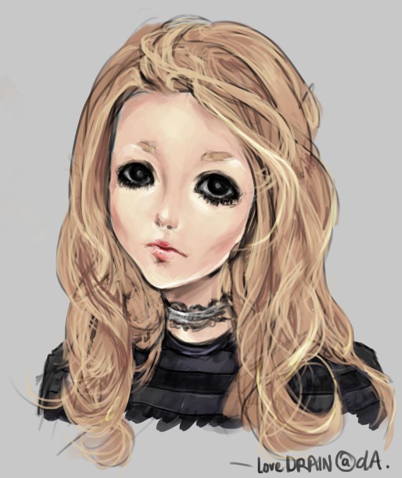 Sara (OC) by loveDRAIN