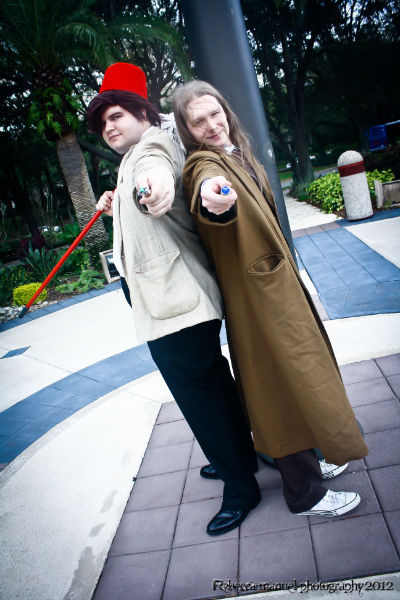 10th and 11th doctor meet episode vii