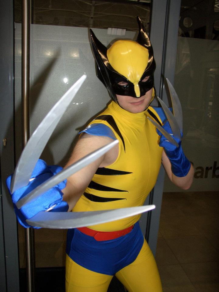 Classic Yellow Wolverine by joker99xdraven