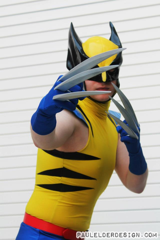 Classic Yellow Wolverine by joker99xdraven ... & Classic Yellow Wolverine by joker99xdraven on DeviantArt