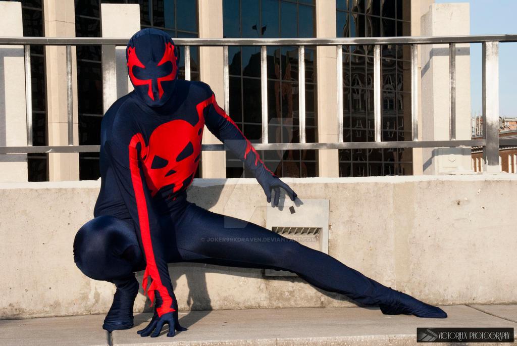 Spider-Man 2099 By Joker99xdraven On DeviantArt