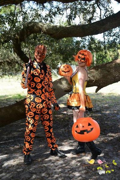 Jack O. Lantern And Pumpkin Spice by joker99xdraven
