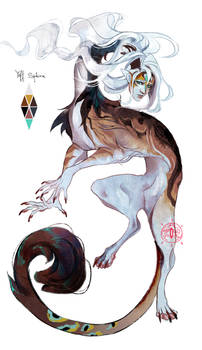 Yott sphinx auction [CLOSED]