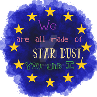 Europe - a star chart