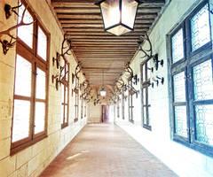 Chambord, Antlers Corridor