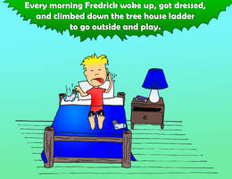 Fredrick02 by spiderbob007