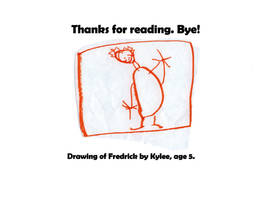 Fredrick By Kylee01 by spiderbob007