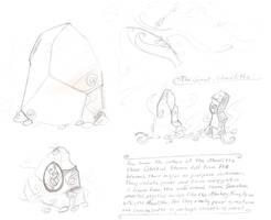Kishin Spirit - The Great Monoliths