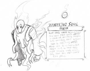 Kishin Spirit - The Wandering Soul