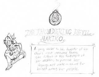 Kishin Spirit, the Thundering Devil