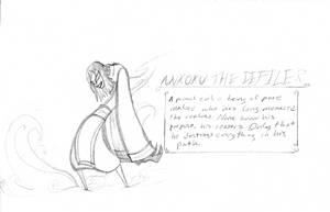Kishin Spirit, Demon of Sorrow