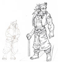 Sketches - One Year of Improvement
