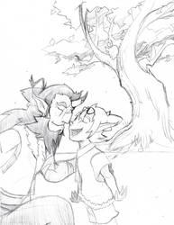 Sketch - Happier Times