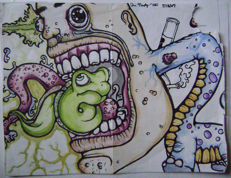 Acid Trip Acid Trip Drawings Acid
