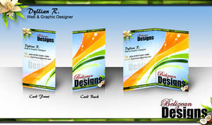 Dyllian R Card by drancharan