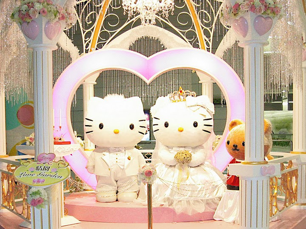 Cool Wallpaper Hello Kitty Wedding - hello_kitty_wedding_day_by_sassylittlegirl-d372bqx  Perfect Image Reference_604334.jpg