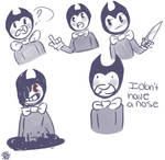 More Bendy Doodles