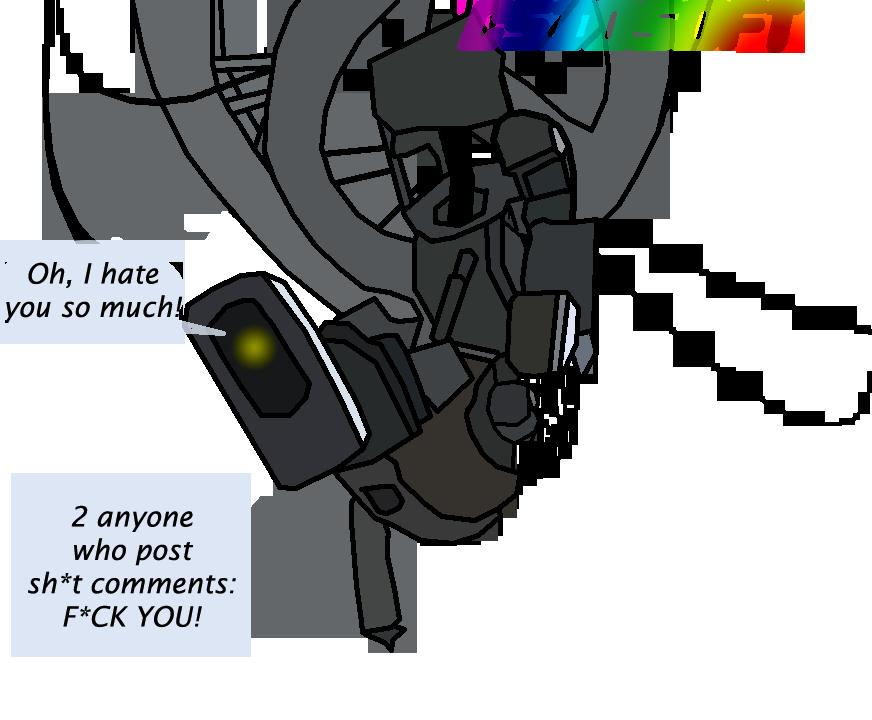 Portal 2 Glados By Csiosoft On Deviantart