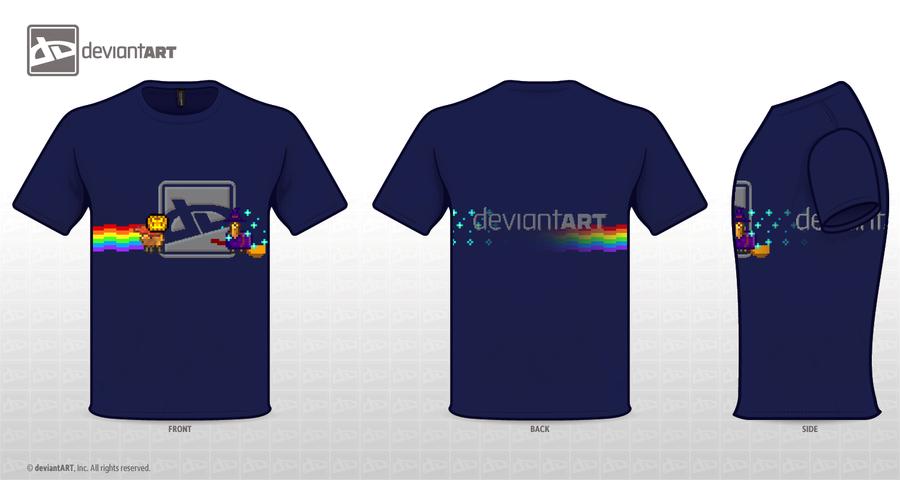 Deviant Llama Shirt by CsioSoft