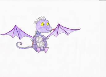 Baby Dragon by lion93rw