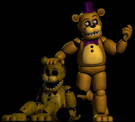 There is a new Fredbear in town