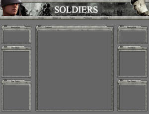 Soldiers Layout