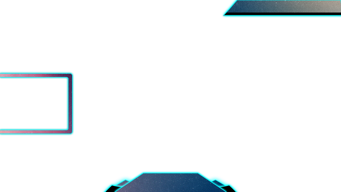 CS:GO Overlay Blue by overlaystwitch