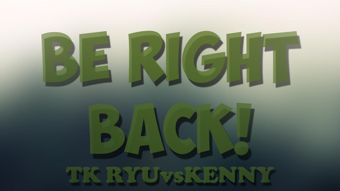 Ryu Brb by overlaystwitch