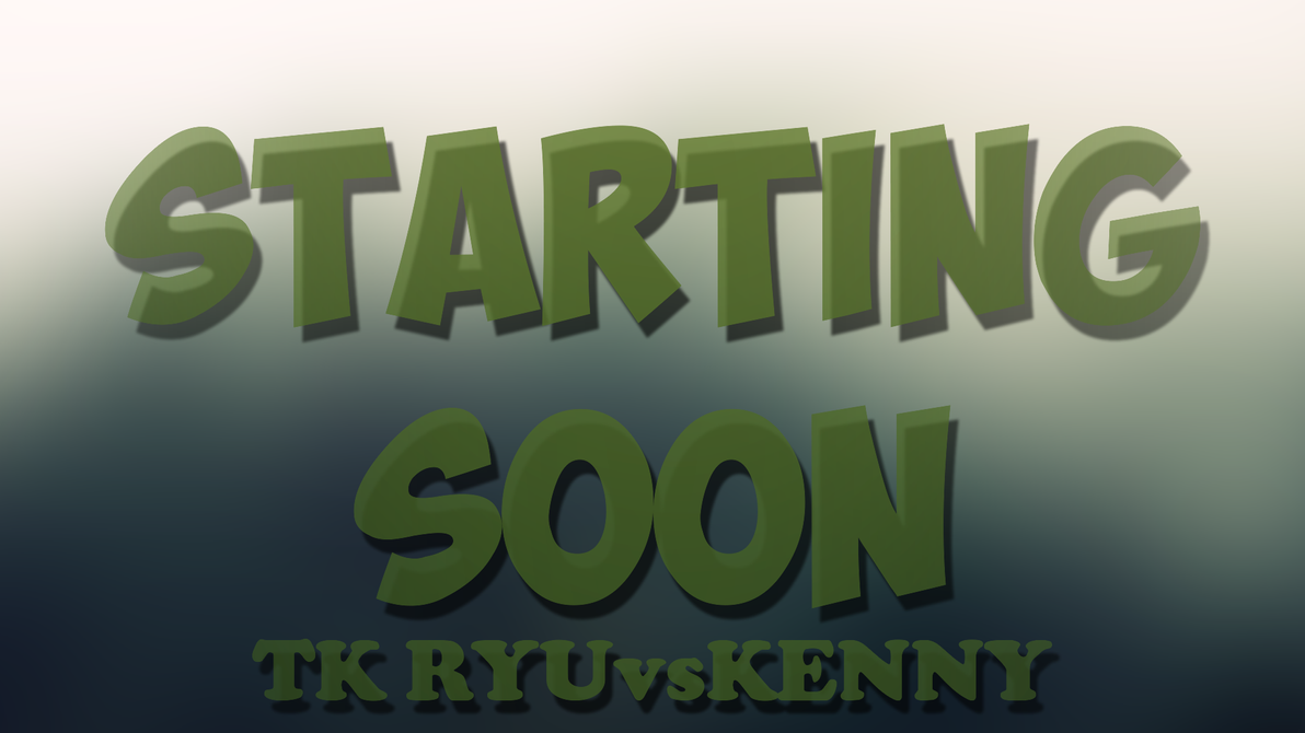 Ryu Starting by overlaystwitch