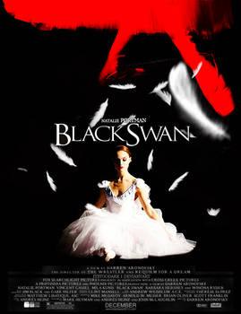 bs. black swan poster remake.