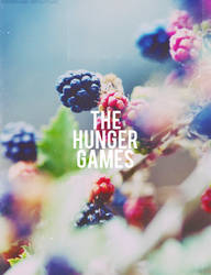 thg. the hunger games cover remake.
