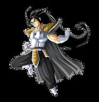 Tiedus - (Tierus - Tirus - Tidus) V1 by DragonBallGaiden