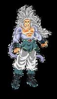 Super Saiyan 5 - PGV Dragonball AF