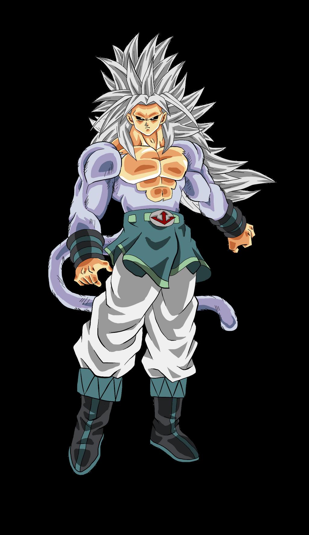 Dragon Ball Af Goku Super Saiyan 8