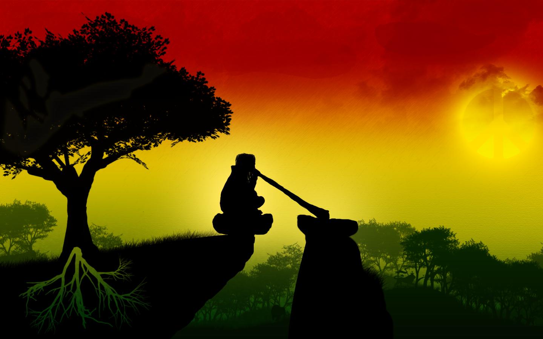 Rasta Smoke Lion Wallpaper Rastafari by elcoyotesRasta Smoke Lion Wallpaper