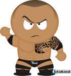 Dwayne The Rock Johnson 2 SPW