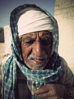 Oldman in Queshm 2 by farshadfgd