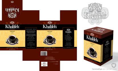 Khalifeh Packaging by farshadfgd